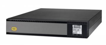 Ups maitinimo šaltinis ORVALDI V1100+ sinus 2U LCD bat 5min
