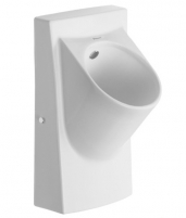 Urinal Architec with nozzle white
