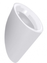 Urinal Starck 1 white (Alpin),model without cove Urinalai, pisuarai