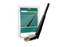 USB 2.0 Wireless LAN valdiklis Digitus su antena 150N Ralink 1T/1R