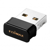 USB adapteris Edimax 2-in-1 N150 Wi-Fi & Bluetooth 4.0 Nano USB Adapter