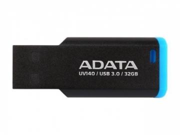 USB atmintukas Adata Flash Drive UV140, 32GB, USB 3.0, black and blue