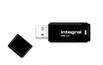 USB atmintukas Integral USB 8GB Black, USB 3.0