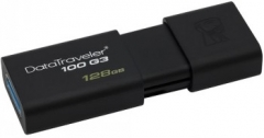 USB atmintukas KINGSTON DATATRAVELER 100 G3 128GB 3.0