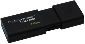 USB atmintukas KINGSTON DATATRAVELER 100 G3 16GB 3.0