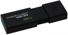 USB atmintukas KINGSTON DATATRAVELER 100 G3 32GB 3.0