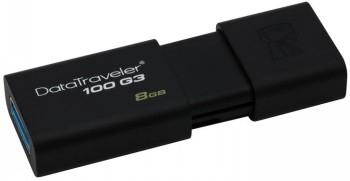 USB atmintukas KINGSTON DATATRAVELER 100 G3 8GB 3.0