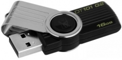 USB atmintukas KINGSTON DATATRAVELER 101 G2 16GB 2.0