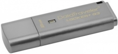 USB atmintukas KINGSTON DT LOCKER+ G3 8GB 3.0