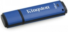 USB atmintukas KINGSTON DTVP30 16GB 256BIT AES