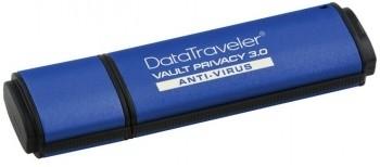 USB atmintukas KINGSTON DTVP30AV 32GB 256BIT AES