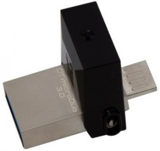 USB atmintukas KINGSTON MICRODUO 32GB DT 3.0 OTG