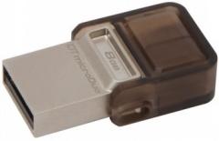 USB atmintukas KINGSTON MICRODUO 8GB DT 2.0 OTG