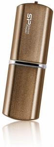 USB atmintukas Silicon Power memory USB LuxMini 720 8GB USB 2.0 aluminum matt Bronze
