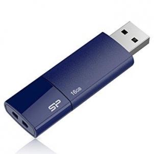 USB atmintukas Silicon Power memory USB Ultima U05 16GB USB 2.0 Blue