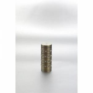 Užbaigimo detalė KRIS 16 mm matinio sidabro