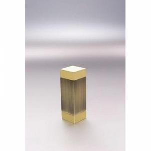 Užbaigimo detalė KWADRO 16 mm sendinto aukso