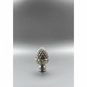 Užbaigimo detalė ZOLADZ 16 mm matinio sidabro