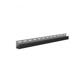 Užbaigimo elementas JSV15-3,05M sidingVOX GRAFIT Facade planks fittings (pvc, fiberboard, wood)