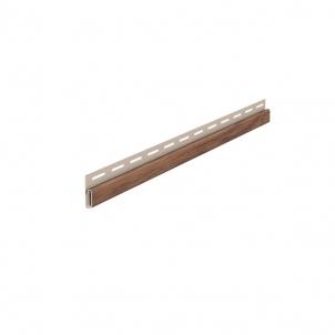 Užbaigimo elementas SVP14-3,05M Auksinis ąžuolas sidingVOX Dekoratyvinės plokštės
