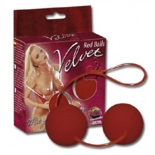 Vaginaliniai rutuliukai Prisirpę obuoliukai Vagina balls