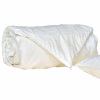 Vaikiška antklodė + pagalvė su natūralaus Mulberry šilko užpildu, 100x140 cm Antklodės