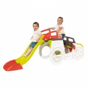 Vaikiška čiuožyklė Adventure car