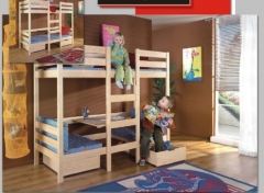 Double bed bed BARTOSZ Children's beds