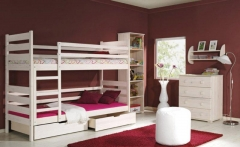 Double bed bed Darek Children's beds