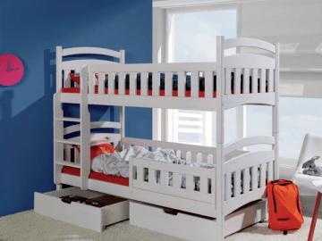 Vaikiška Dviaukštė Lova DOMINIK II Vaikiškos lovos