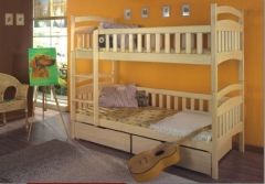 Double bed bed DOMINIK Children's beds