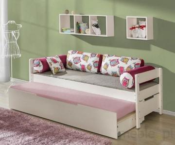 Vaikiška Dvivietė Lova Borys B1+B3 Vaikiškos lovos
