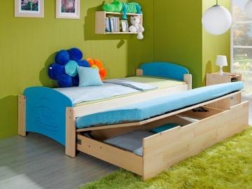 Bērnu Divvietīga gulta Jas 2 Bērnu gultas