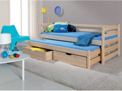 Double bed MARCIN Children's beds