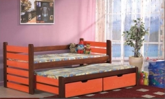 Double bed MATEUSZ Children's beds