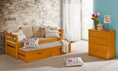 Double bed Tytus