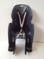 Vaikiška kėdutė DIEFFE Italy GP Classic ant bagažinės anthracite