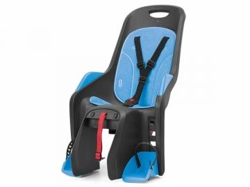 Vaikiška kėdutė dviračiams Bubbly maxi CFS grey/blue
