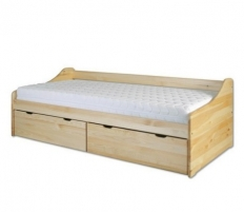 Vaikiška Lova LK130-S90 Vaikiškos lovos