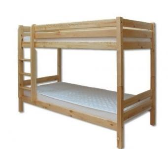 Vaikiška Lova LK136-S80,90 Vaikiškos lovos