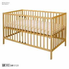 Vaikiška Lova LK143-S60 Vaikiškos lovos