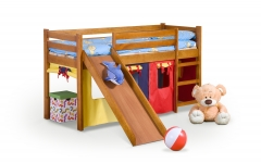 Vaikiška lova NEO PLUS alksnis Children's beds