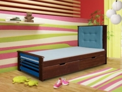 Bed Paulina (190 cm) Children's beds