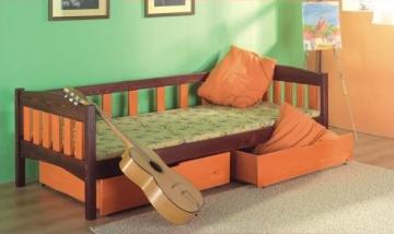 Vaikiška Lova ZUZANNA Vaikiškos lovos