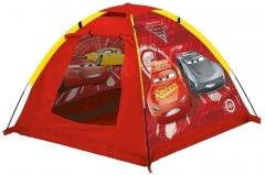 Vaikiška palapinė 4006149725084 Cars Rotaļu laukumi