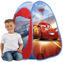 Vaikiška palapinė 4006149725541 Cars Rotaļu laukumi