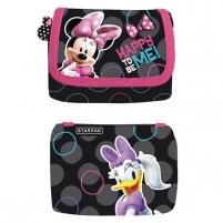 Vaikiška piniginė Disney Minnie & Mickey mouse 8675 Кошелёк Maki/gadījumos