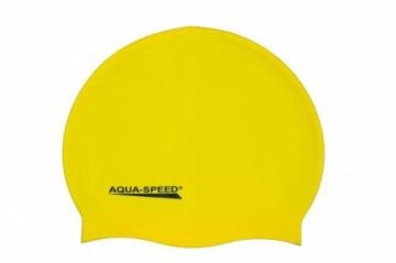 Vaikiška plaukimo kepuraitė AQUA SPEED