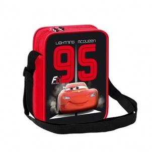 Vaikiška rankinė Ratai 2 Lightning McQueen 8585 Kuprinės vaikams