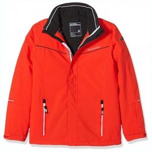 Vaikiška slidinėjimo striukė Dare 2b Exclaim Fiery Red Žiemos apsaugos ir apranga
